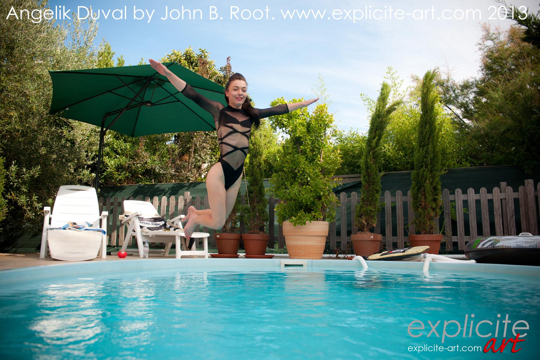 Angelik Duval Nude Photos 61