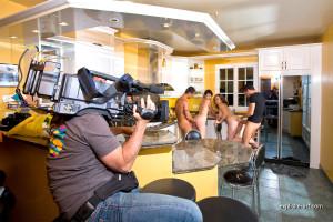 "Mon premier tournage en HD : ""Ludivine"""