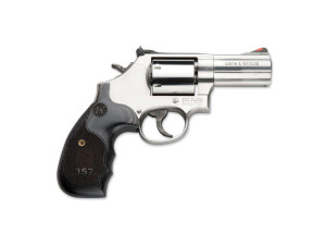 Smith & Wesson 357 Magnum.